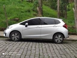 Honda Fit EXL CVT semi novo