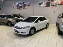 Honda civic 2014 lxs 1.8 aut. repasse