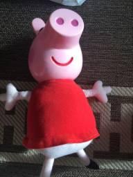 Peppa de pelúcia brinquedo