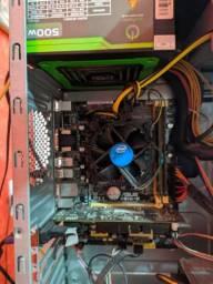 Computador G3260 + R5 230