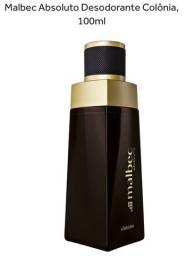 Título do anúncio: Malbec Absoluto Desodorante Colônia 100ml Masculina de O Boticário Nova na Caixa Lacrada