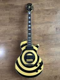 Guitarra Custom Zakk Wylde Signature