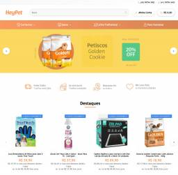 Vendo Pet Shop Online