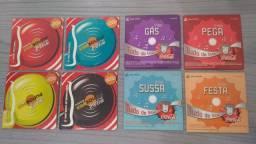 Coleção Mini CDs Coca-Cola - Anos 2000