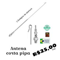 Antena corta pipa