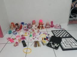 Coleção de brincadeira