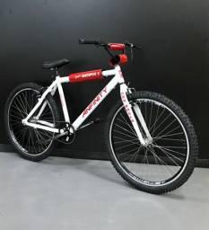 Bicicleta Anfinity Super Jumper Retrô Vintage aro 26 em aluminio