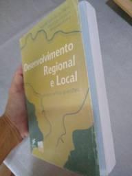 Livro - Desenvolvimento Regional e Local