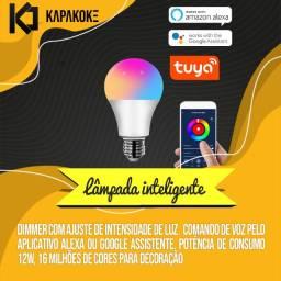 Lâmpada inteligente -Tuya