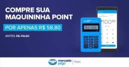 Maquininha de Cartão de Crédito Mini Point
