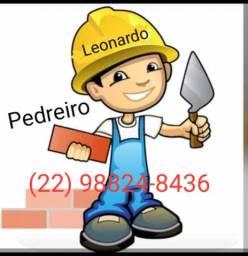 Pedreiro Leonardo