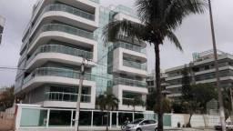 Apartamento com 2 dormitórios à venda, 179 m² por R$ 550.000 - Braga - Cabo Frio/RJ