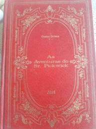 Livro As Aventuras do Sr Pickwick de Charles Dickens