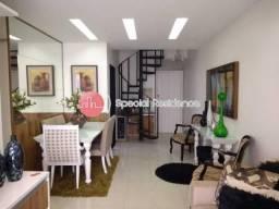 Cobertura à venda com 3 dormitórios em Barra da tijuca, Rio de janeiro cod:500384