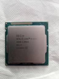 Processador Intel I5 3550 R$320.