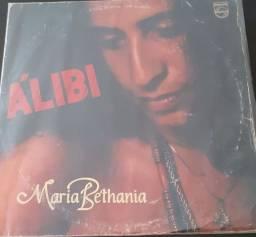 LP - Alibi - Maria Bethania