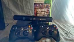 Xbox 360 Super Slim 4GB, usado comprar usado  Campo Mourão