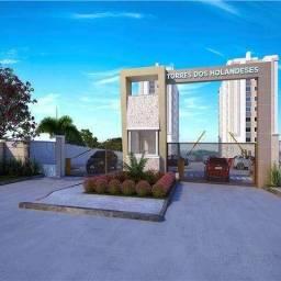 Torres dos Holandeses - Apartamento de 2 quartos em São Luís, MA - ID3846