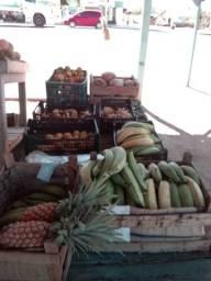 Frutaria e depósito de frutas