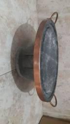 Pedra sabão usada  pouca vezes