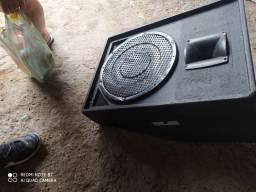 Caixa de retorno alto falante de 15