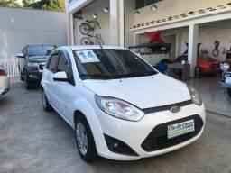 Ford Fiesta 1.6 Única Dona Completo e GNV