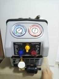 Recolhedora de gás