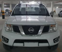 Nissan Frontier 2.5 Diesel SL (Top de Linha) 4x4 Automática Único Dono Baixa Km Raridade