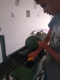 Máquina de fazer alambrado