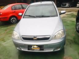 Corsa Hatch 1.8 Flex + GNV *2005* *Novo Corsa