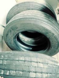 3 pneus accelo pra recapar