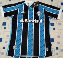 Camisa Grêmio 2020 umbro oficial Kannemann 4 G nova!