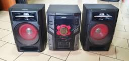 Mini System Philips Hi-Fi FWM208/55 120 W RMS