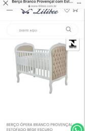 Berço (conjunto quarto bebê)