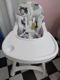 Cadeira de alimentação Premium Aviador Galzerano