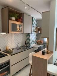Apartamento de 2quartos com suíte na Av. Milão Bairro Eldorado