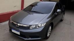 Honda Civic LXL Impecável! - Financiado