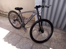 Bike Lotus Aluminium Aro 29 Nova Bicicleta
