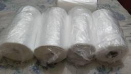 Bobina Saco plástico pra pão