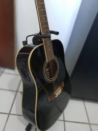 Violão de 12 cordas elétrico Michael