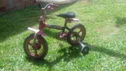 Bicicleta menino rodado 12
