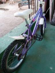 Vendo bicicleta para menina.