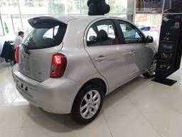Nissan March 1.6 0km completo