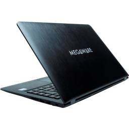 Notebook Megaware Slim Black 4gb