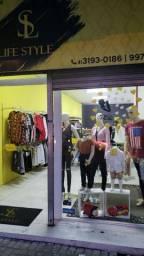 Troco ou vendo loja de roupa  #TROCO POR CARRO OU MOTO #