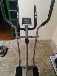 Elíptico Titanium Fitness