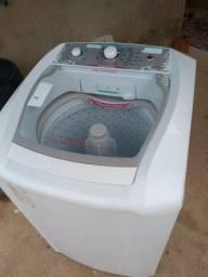 Maquina de lavar roupas 15 kilos faz tudo