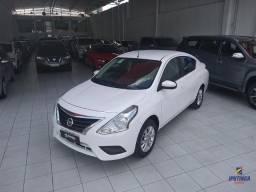 Nissan Versa 1.6 Sv - 2018 - Aceito carro ou moto como entrada