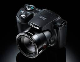 A melhor Cannon   SX500 IS, original..máquina fotográfica