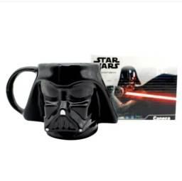 Star Wars cabeça 3D Darth Vader